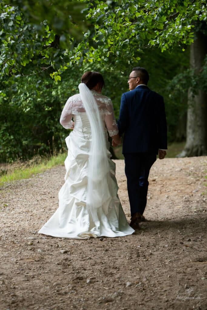 Bryllupsfotograf til bryllup i Odense