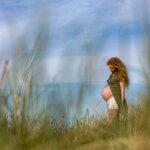 Nyfødt fotografering Fyn, gravid fotografering Fyn, newborn fotografering Fyn, mavebilleder Fyn- mor og datter