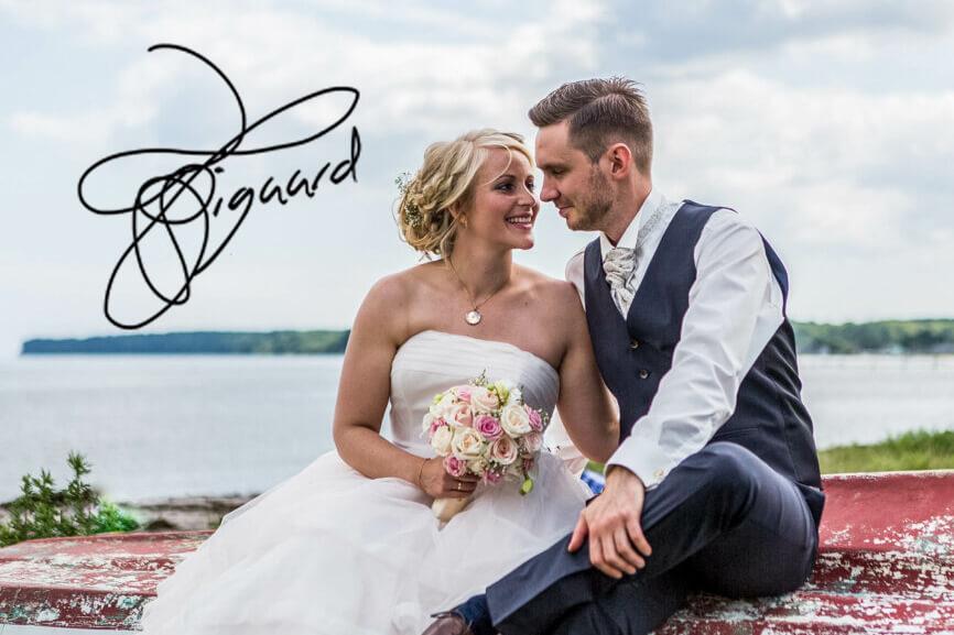 Se flere bryllups billeder her