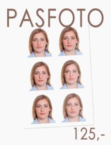 Pasfoto, foto til kørekort og ID kort, studie i Tommerup St. på Fyn